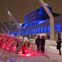 Courtesy of Martine Doyon, Montreal Quartier des Spectacles Partnership