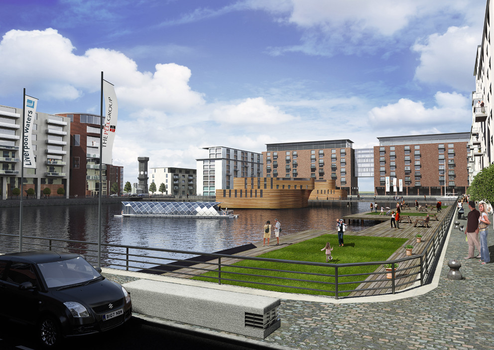 Gallery of UK Government Grants Approval to Liverpool Waters