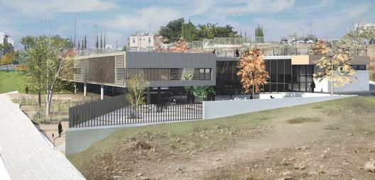 Courtesy of Uri Cohen Architects