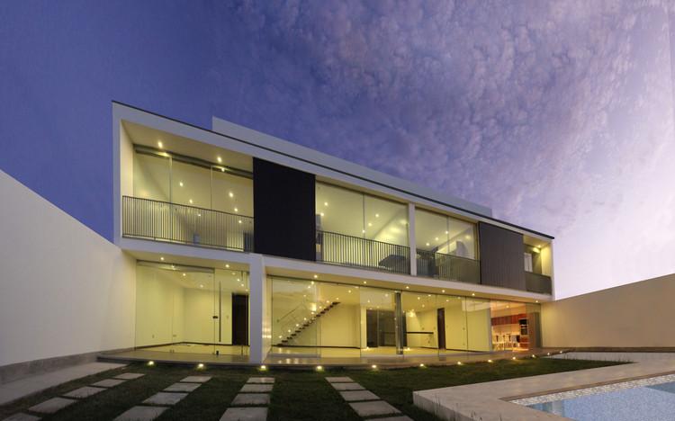 Casa LF / Itara Arquitectos, Cortesía de Itara Arquitectos