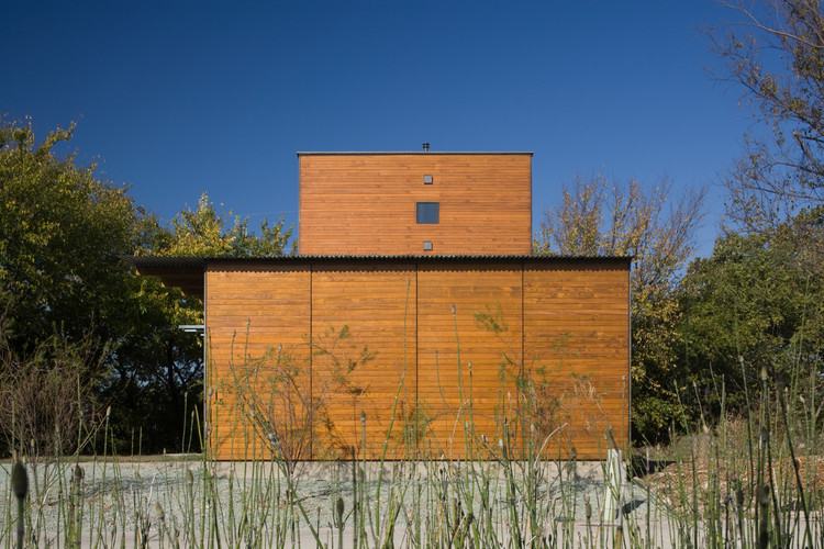 Like a Houseboat / Shipley Architects, © Charles Davis Smith - AIA