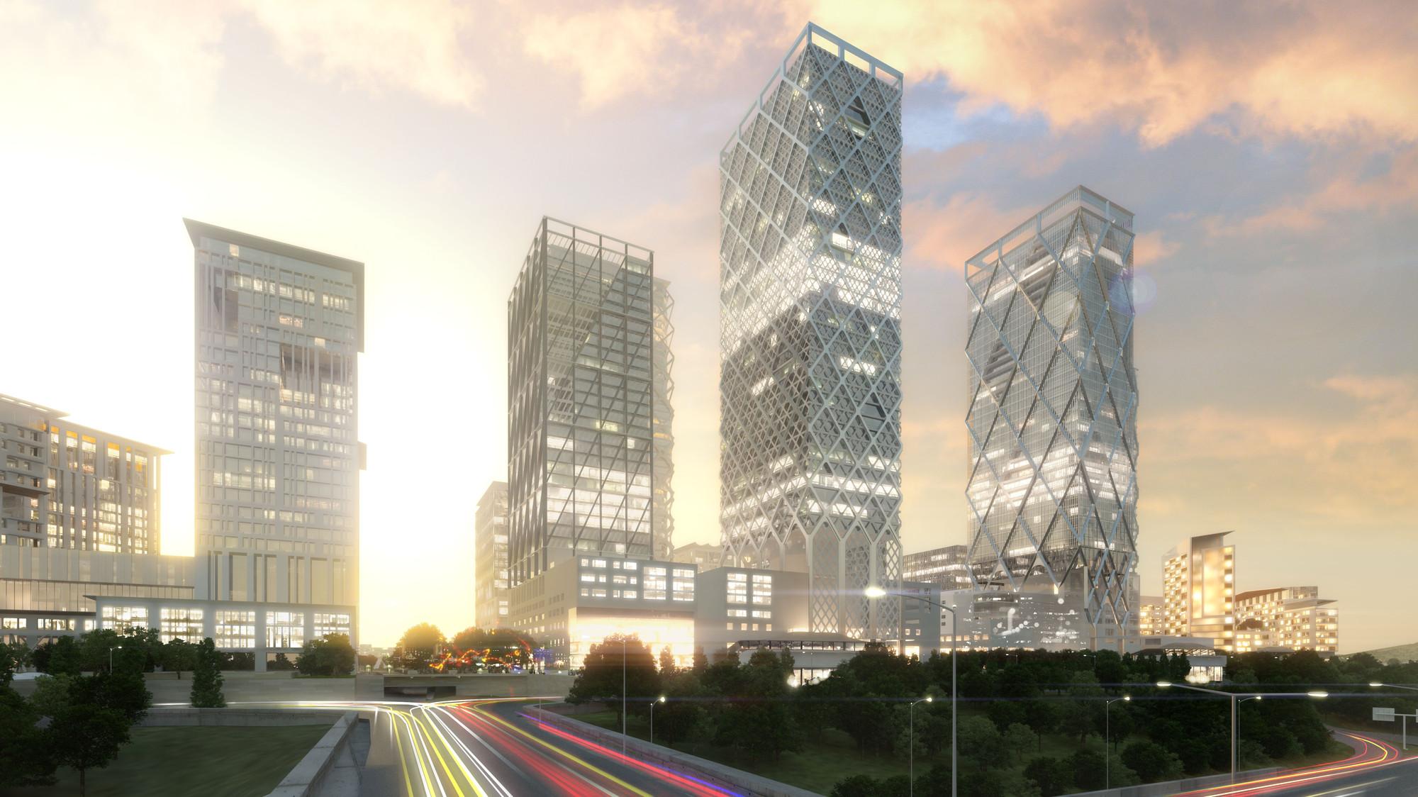 2022 هو موعد افتتاح مركز إسطنبول للمال
