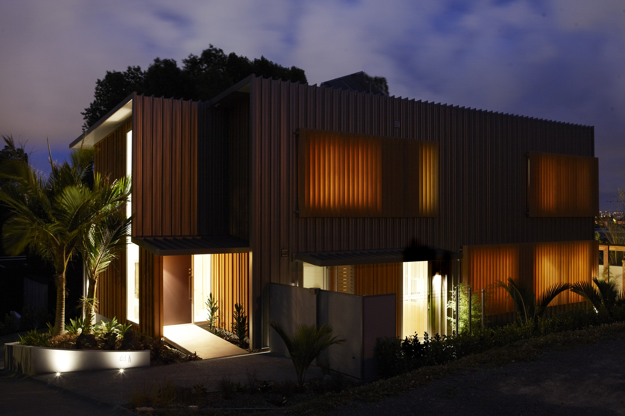 Nikau House / Strachan Group Architects, © Jackie Meiring