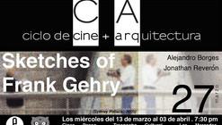 """Ciclo de Cine + Arquitectura en Caracas: """"Sketches of Frank Gehry"""" / 27 de Marzo"""