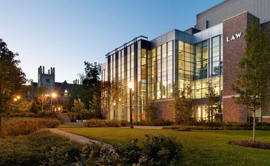 Duke University Law School / Courtesy of Shepley Bulfinch