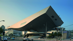 Busan Cinema Center / Coop Himmelb(l)au