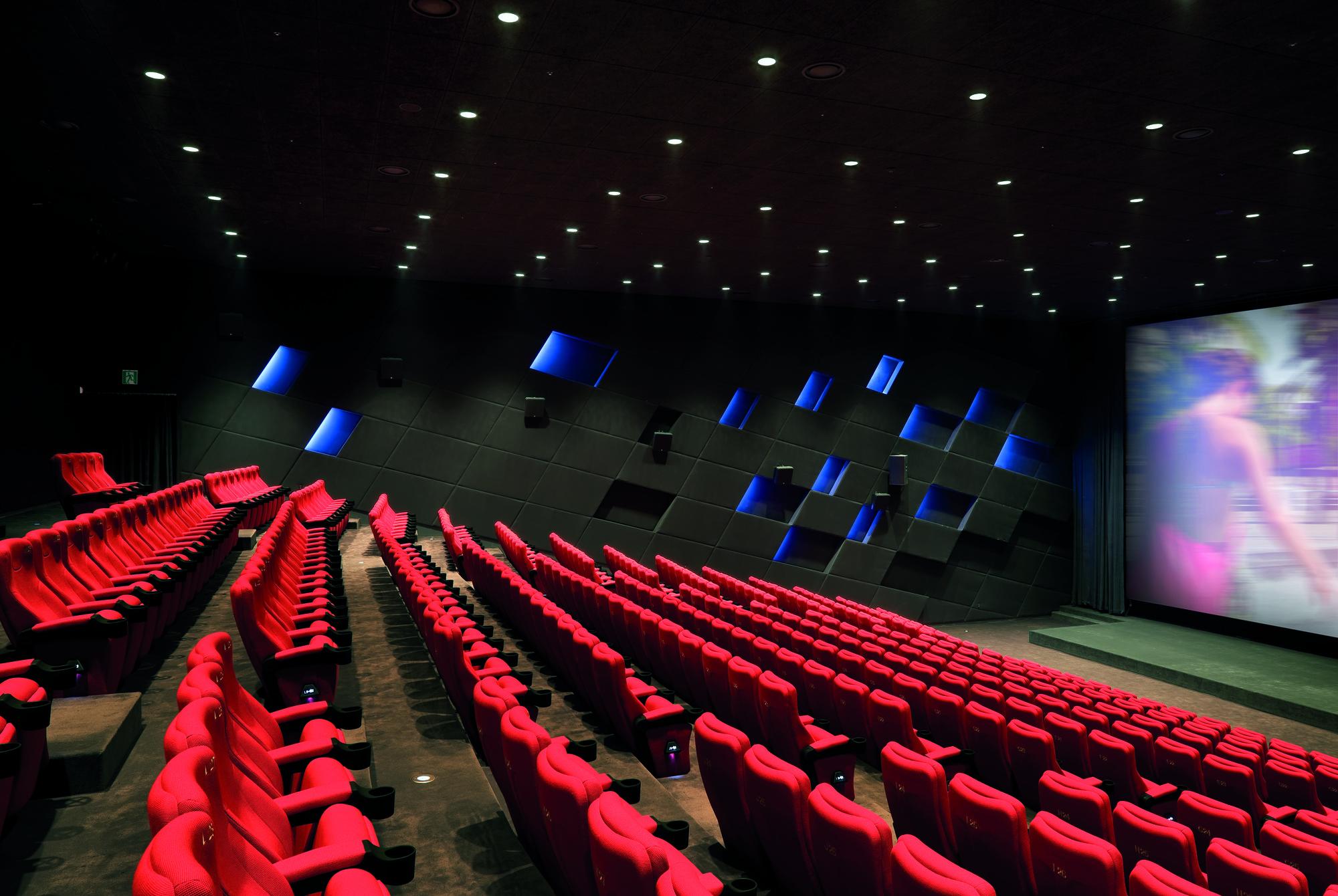 Cinema Center gallery of busan cinema center coop himmelb l au 20