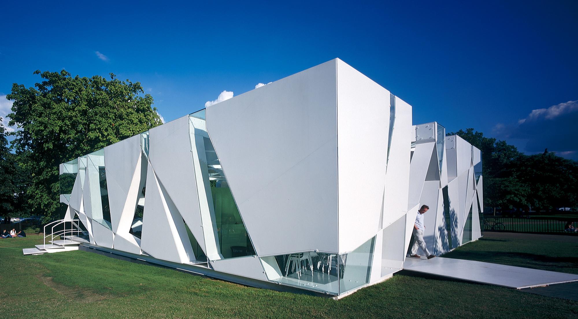 Serpentine Gallery Pavilion 2002 / Toyo Ito + Cecil ...