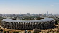 Estádio de Energia Solar de Taiwan / Toyo Ito