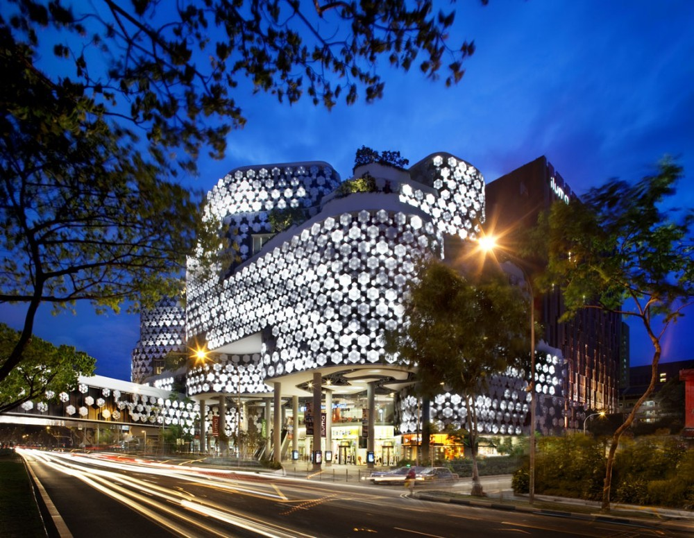 Grc Civic >> Light Matters: What Media Facades Are Saying | ArchDaily