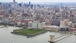 Pier 40 Parks and Housing Development Proposal / WXY Architecture + Urban Design