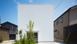 Casa en Hakusan / Fujiwarramuro Architects