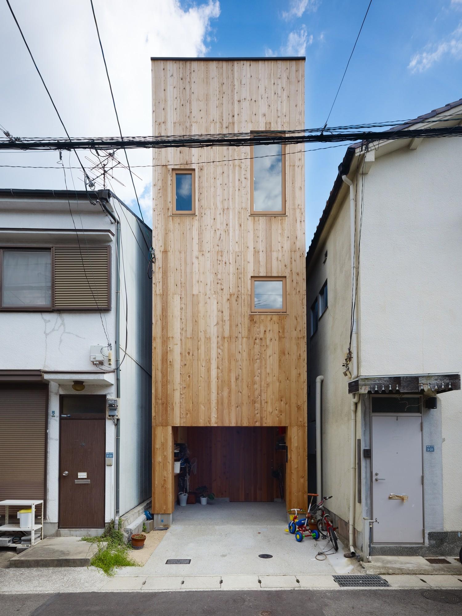 Casa en Nada / Fujiwarramuro Architects