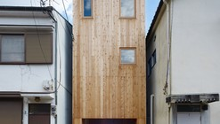 House in Nada / FujiwaraMuro Architects