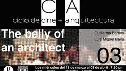 "Ciclo de Cine + Arquitectura en Caracas: ""The Belly of an Architect"" / 03 de Abril"