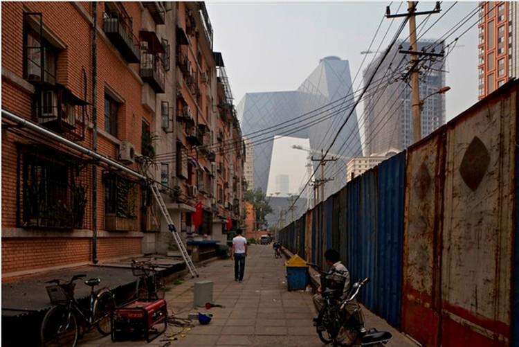 Perspectivas sobre Pequim: processo esmagador de renovação urbana, via Plataforma Urbana