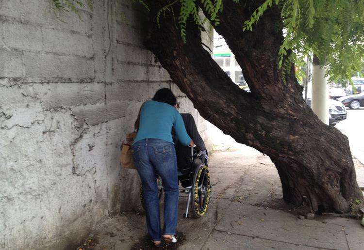 Projeto brasileiro de criar um Google Maps para deficientes físicos, via Plataforma Urbana