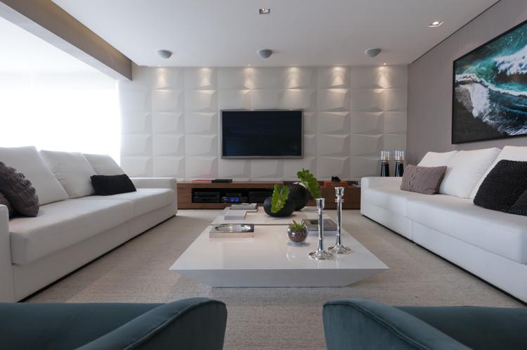 Apartamento Campo Belo / Consuelo Jorge Arquitetos, © Raul Fonseca