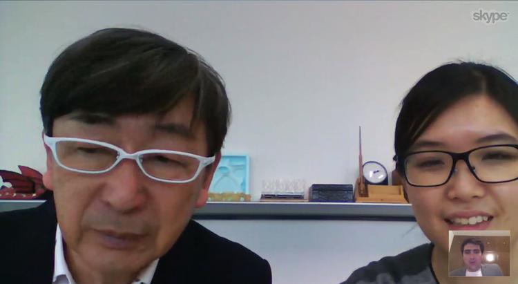 Entrevista Exclusiva AD: Toyo Ito, 2013 Pritzker Prize, Entrevista com Toyo Ito por ArchDaily via Skype