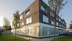 The extension of the Montreuil Polytechnic / Ateliers 2/3/4/