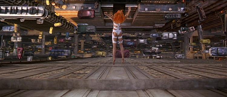"""Cinema e Arquitetura: """"O Quinto Elemento"""""""