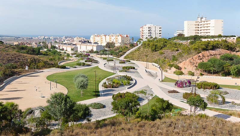 Archivo parques plataforma arquitectura for Jardin infantil los pinos