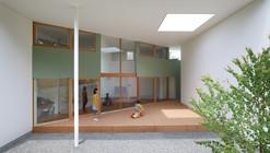 Casa en Kawachinagano / Fujiwarramuro Architects