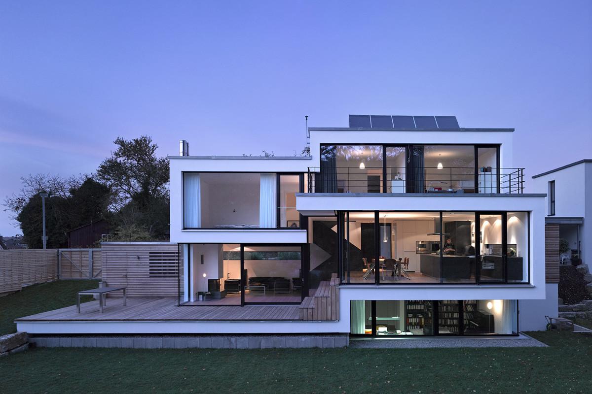 House Zochental Liebel Architekten BDA ArchDaily