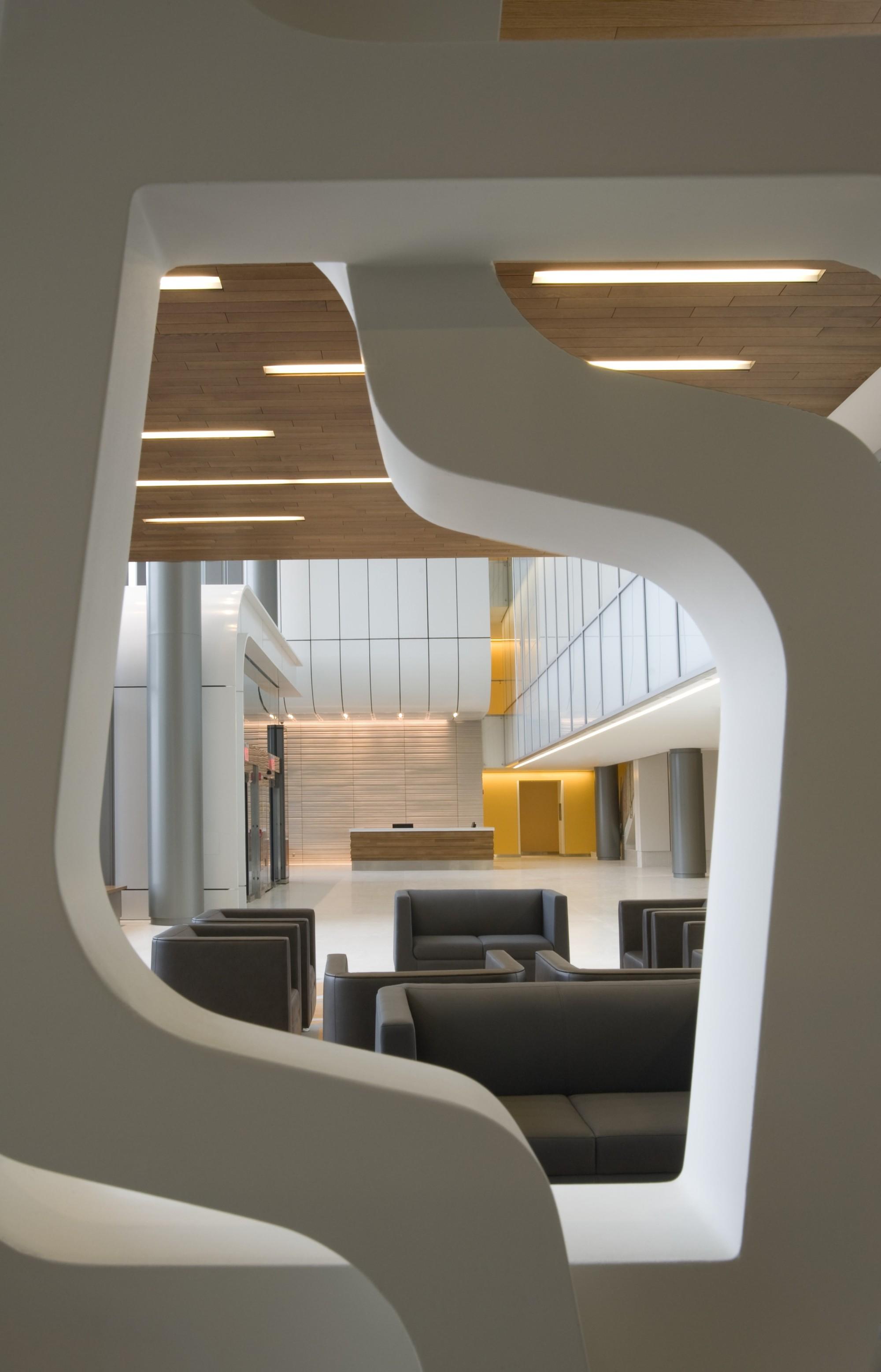 Gates Interior Design Gallery Of Kaleida Health Gates Vascular Institute  Cannon Design  7