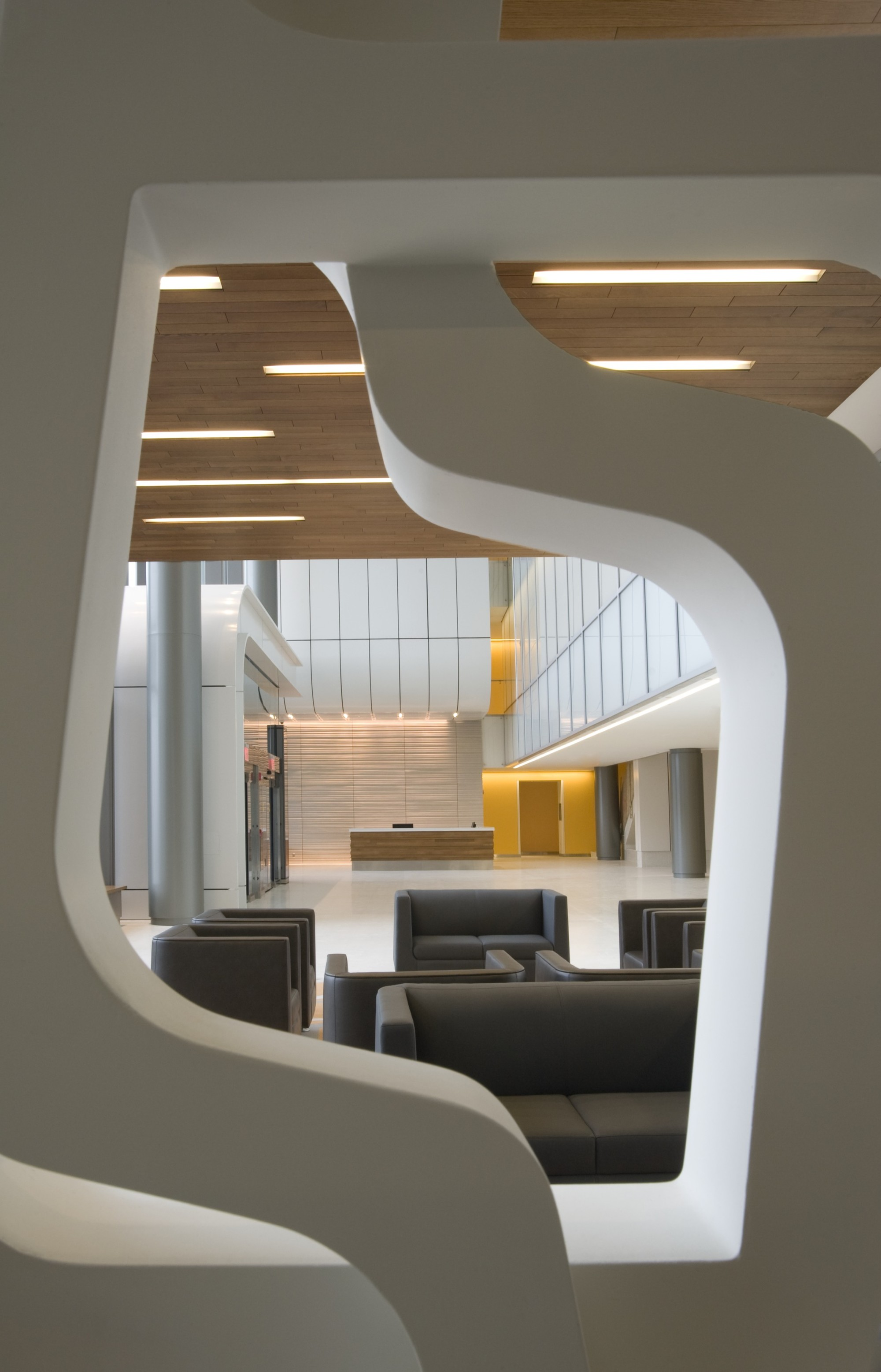 Gates Interior Design New Gallery Of Kaleida Health Gates Vascular Institute  Cannon Design  7 Inspiration