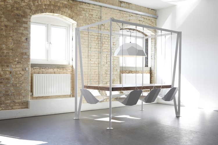 Mesa Swing / Duffy London, Cortesia de Duffy London