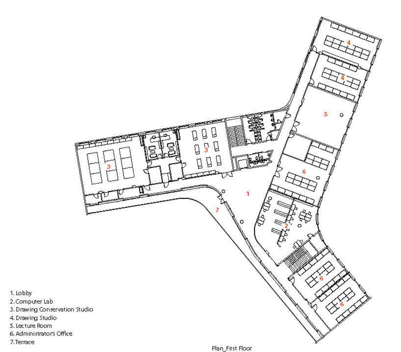 5148b4bcb3fc4b8462000001 art And Crafts Studios Poly M Ur  2nd floor plan further 221863678137 also Butterfly Stencil likewise Doll Clothes Patterns as well B Letter Craft. on arts and crafts designs