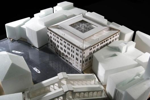 Fashion Mogul Commissions OMA to Convert Venice Palazzo, © OMA