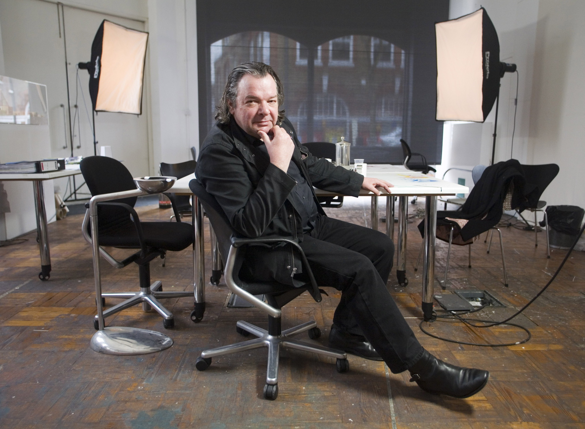 Gallery Of In Conversation With Will Alsop 1