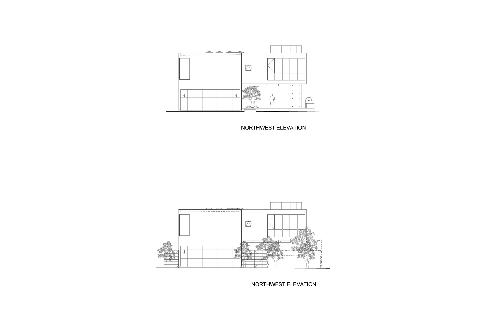 Gallery of modern family home dennis gibbens architects 23 At home architecture gordes 84