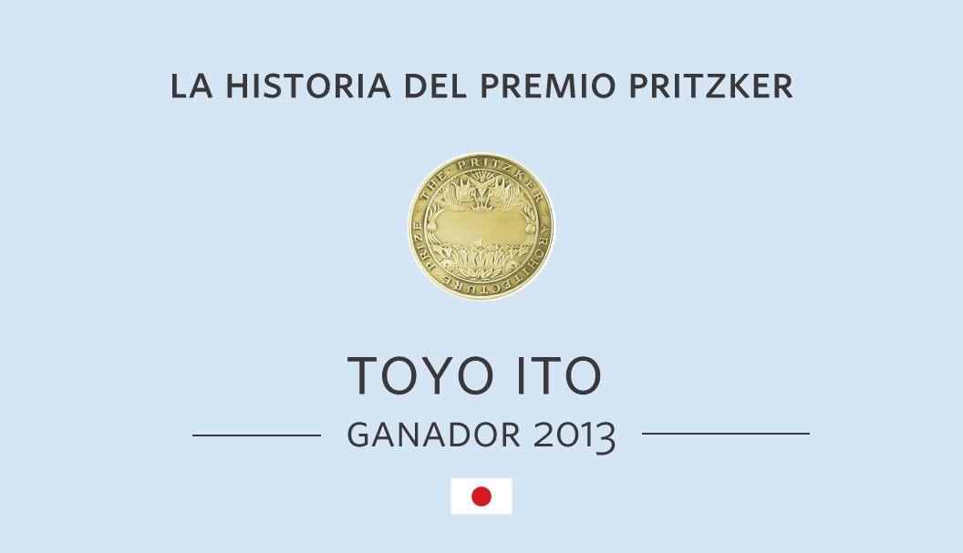 Infografía: La Historia del Premio Pritzker