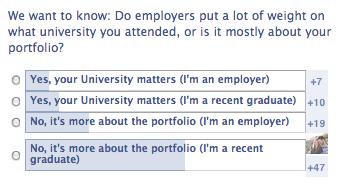ArchDaily Facebook Poll
