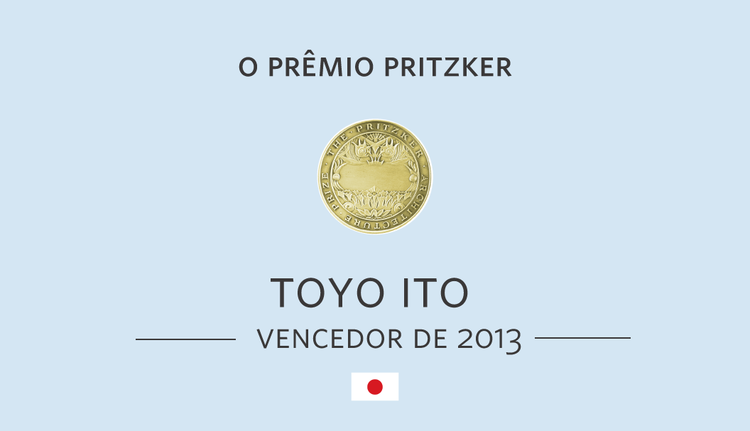 Infográfico:A História do Prêmio Pritzker (1979 - 2013)