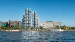 Foster + Partners Approved for Mixed-Use Development on London's Albert Embankment