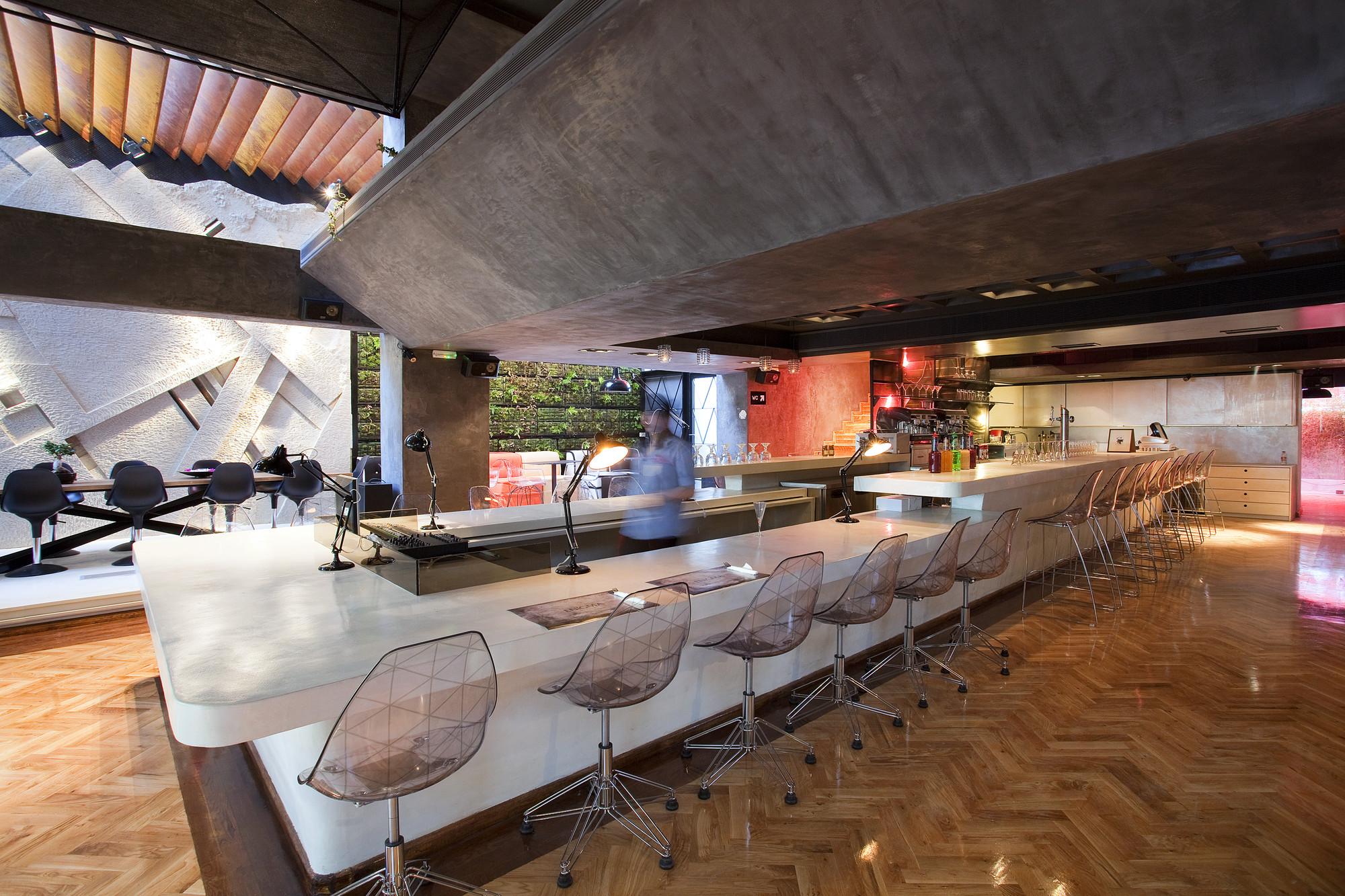coffee shop 314 architecture studio archdaily rh archdaily com coffee bar shops victoria coffee shops bar in manila