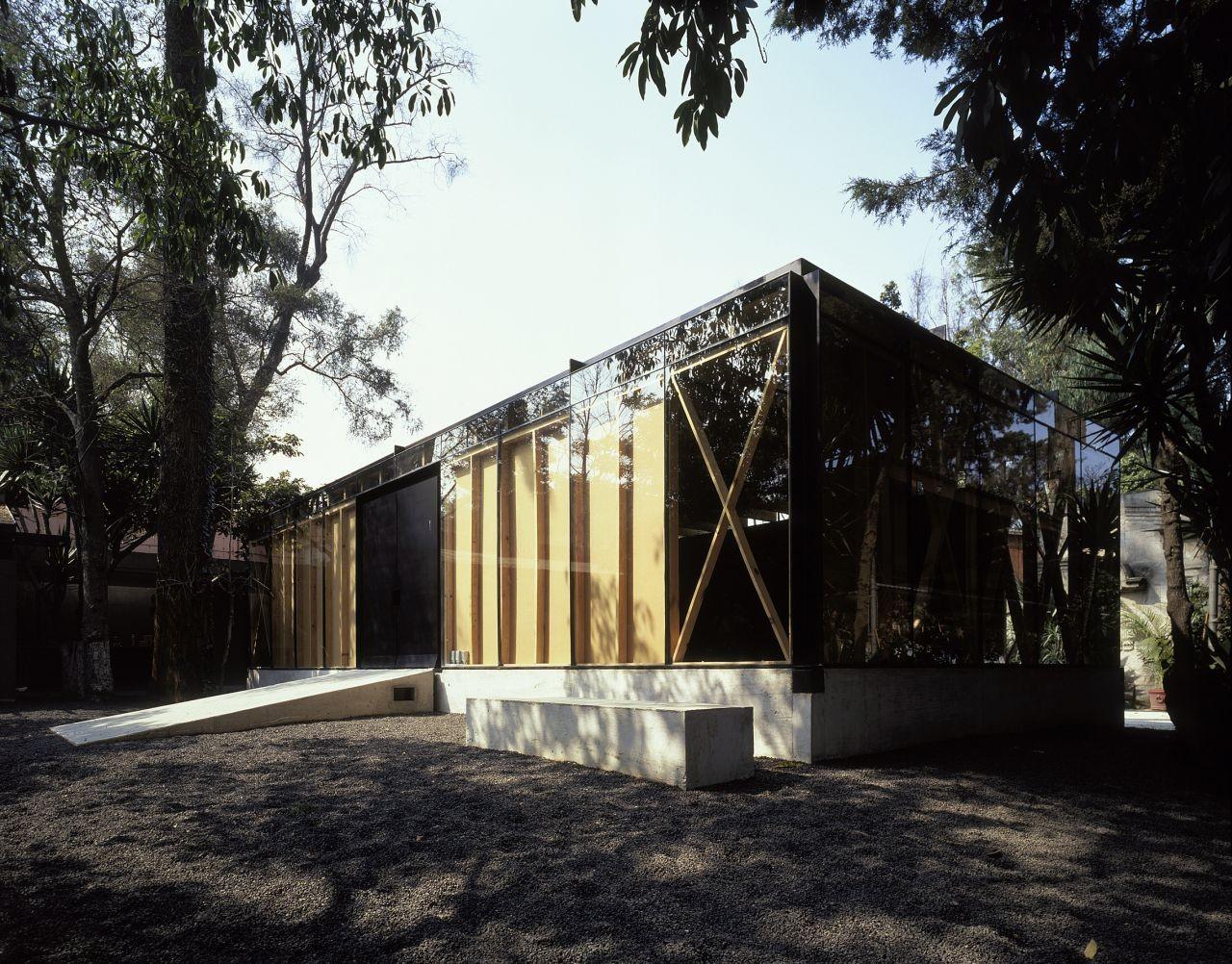 Spa San Ángel / AMBROSI I ETCHEGARAY, © Luis Gordoa
