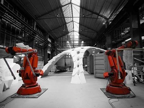 Courtesy of blog.rhino3d.com - ROB/Arch Workshop, Rotterdam