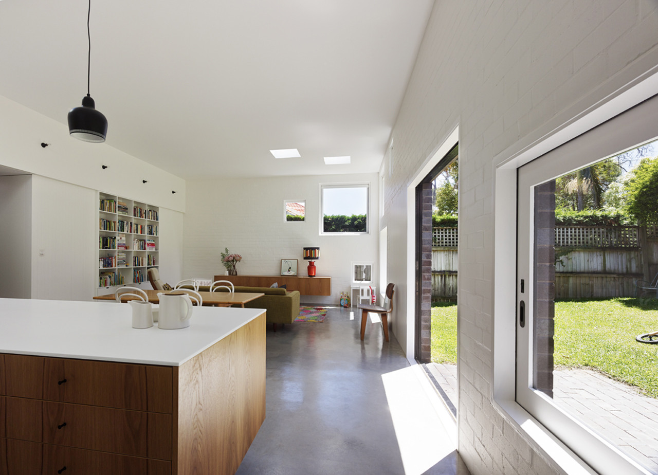 Gallery of house boone murray tribe studio architects 6 - Maison boone murray tribe studio architects ...