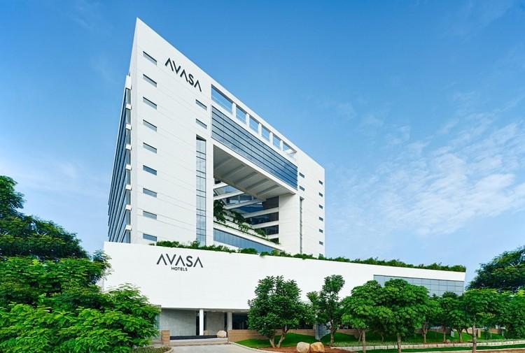 Hotel Avasa / Nandu Associates, © Bharath Ramamrutam