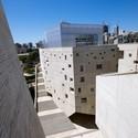 The Saint Joseph University Campus of Sports and Innovation. Image © 109 Architectes