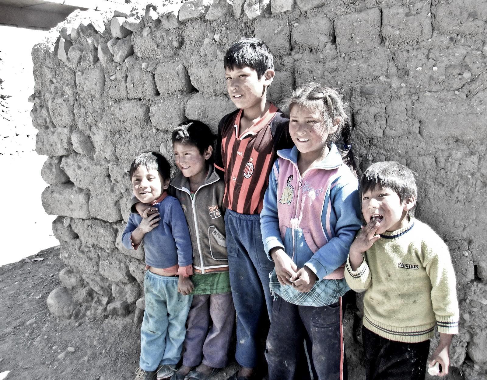 """Workshop """"Despoblamiento Infantil de las Urbes del Valle del Colca, Arequipa, Perú"""", Cortesia de TSLPerú"""