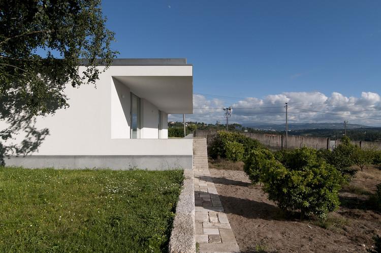 Residencia Parroquial de Real / Miguel Carrapa, © Miguel Carrapa