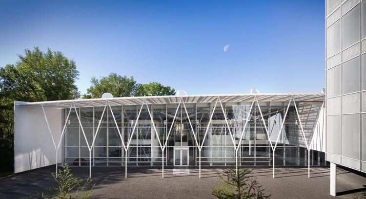 Universidad Clemson de Arquitectura / Thomas Phifer and Partners, © Scott Frances