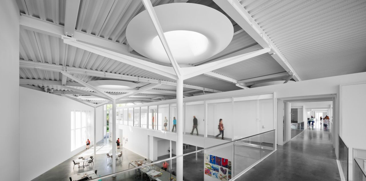 Steel Structural Systems For Large Building