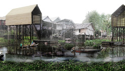 Cambodian Sustainable Housing Proposal / Architetto Matteo Ascani